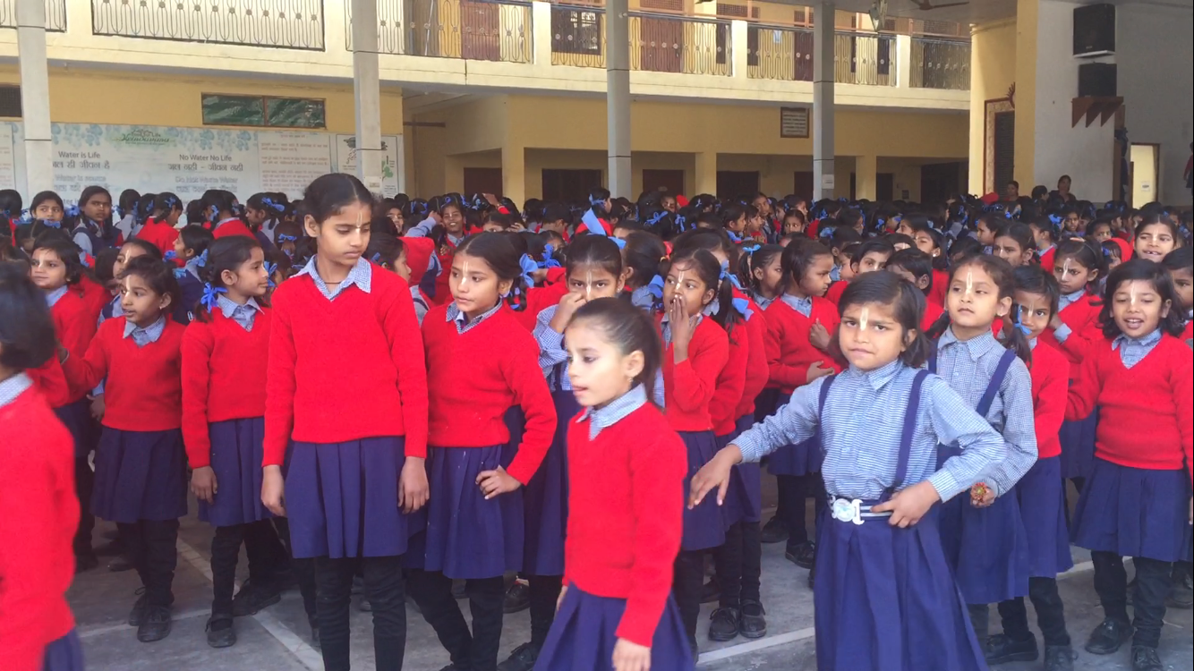 Sandipani Girl School