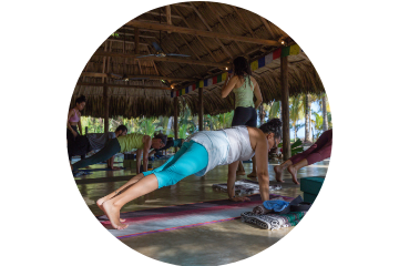 colombia yoga retreat