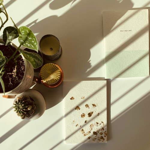 gold-dream-mindful-journal